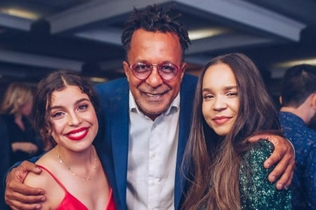 Lúcia Muniz, Tony Gordon e Pollyana Caires